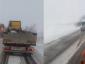 Restricții pentru camioane și drumuri închise. Direcțiile Regionale de Drumuri sunt mobilizate pentru cod roșu