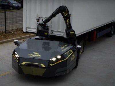 Ilyen önvezető traktort még képen sem láttál. Tudod, mire képes és hogy néz ki működés közben?!
