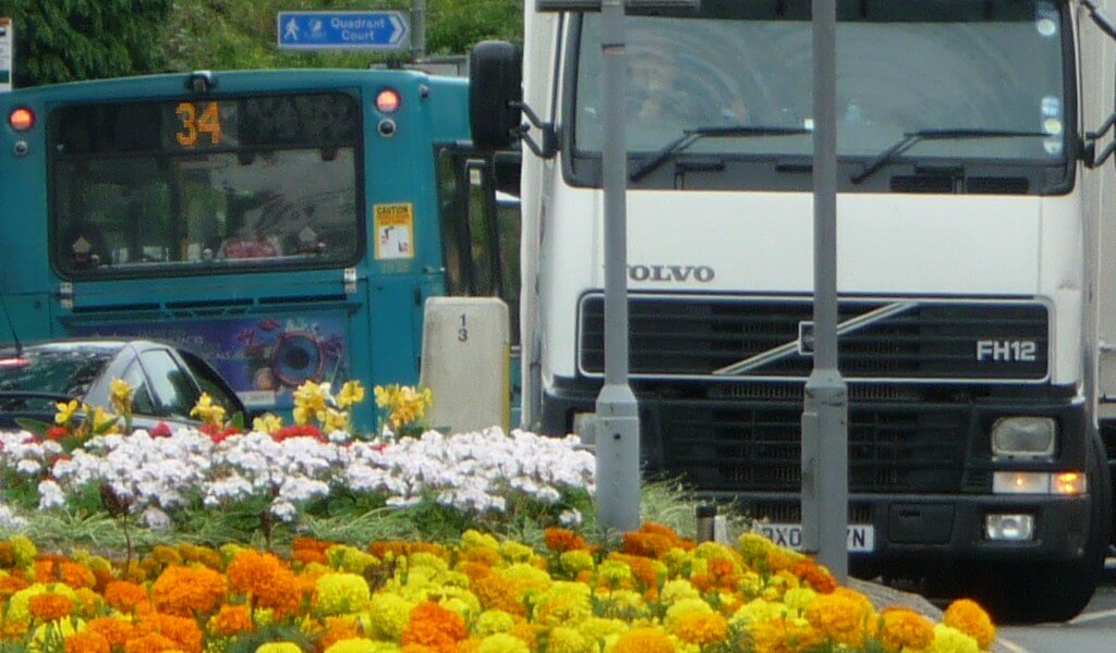 """Surrey County Council to consider """"HGV Watch"""" scheme"""