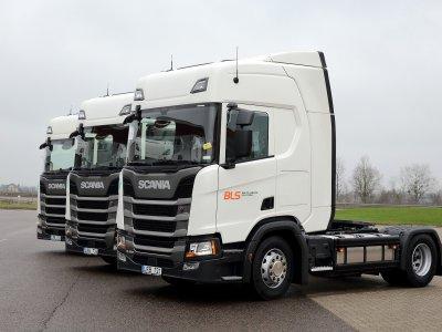 Nauji ar naudoti sunkvežimiai? Kaip keičiasi vietinio transporto tendencijos