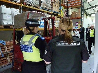 Grenzkontrollen in GB für EU-Waren um 6 Monate verschoben