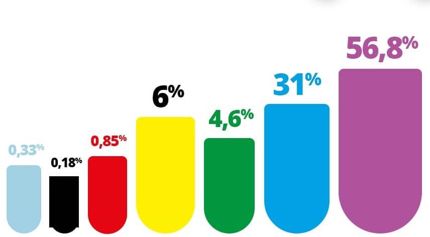 Polscy przewoźnicy rzeczywiście stawiają na niską klasę emisji, a Ukraińskich kierowców jest najwięcej? Wymowne dane