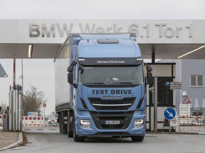 Werk Regensburg wird zum Vorreiter beim Einstieg in die emissionsfreie Transportlogistik