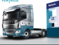 """1,5 tūkst. vandeniliu varomų sunkvežimių važiuos vienos šalies keliais. Visus pristatys """"Hyzon Motors"""""""