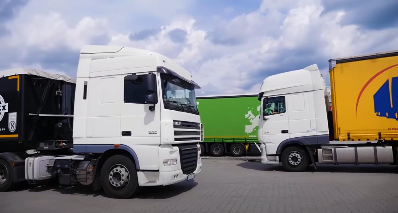 Majowe zakazy ruchu ciężarówek w Europie. Sprawdź listę ograniczeń na najbliższe tygodnie