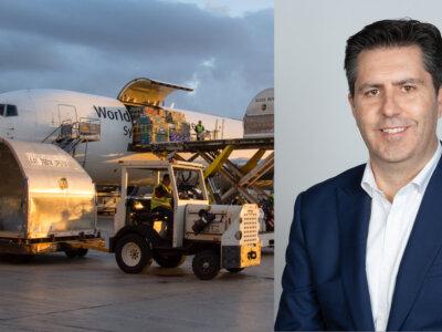Daniel Carrera zum Europa-Chef bei UPS ernannt