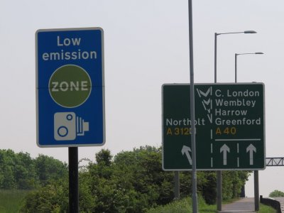 Logistics UK urge hauliers to take action as more cities introduce clean air zones