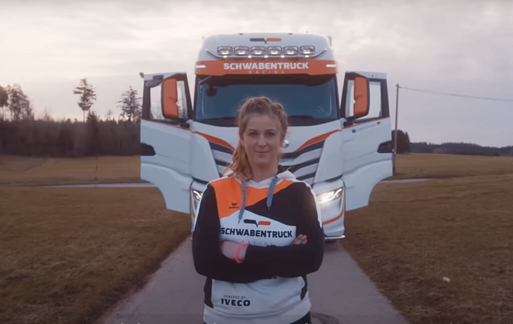A racing mechanic, truck driver and a truck sales manager – meet Iveco's Truck Queens