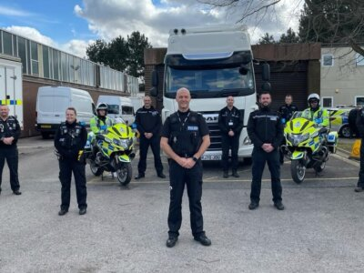 """Extremely successful"" Suffolk police operation: 250 HVGs stopped, 300 offences detected in a week"