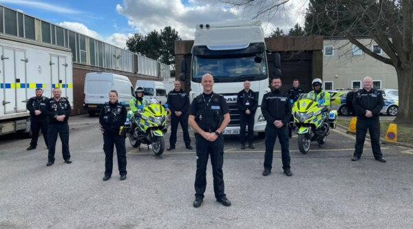 """""""Extremely successful"""" Suffolk police operation: 250 HVGs stopped, 300 offences detected in a week"""
