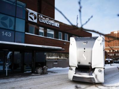 Electrolux investește în transportul electric și autonom