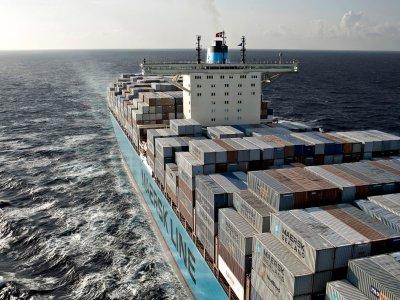 Két év múlva öko-hajóval is szállít a Maersk