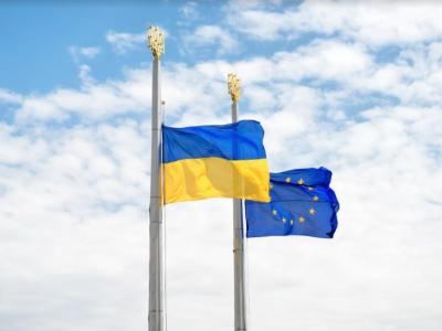 Украина хочет интеграции с цифровым рынком ЕС. Это поможет сократить расходы на торговлю товарами между ЕС и Украиной