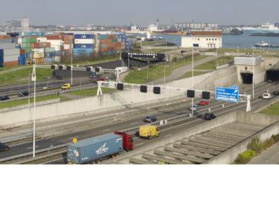 Важный тоннель в районе Роттердама будет закрыт на несколько дней [КАРТА ОБЪЕЗДОВ]