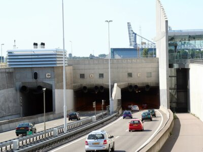 Beneluxtunnel to be closed to all traffic from 9pm tonight until Monday morning