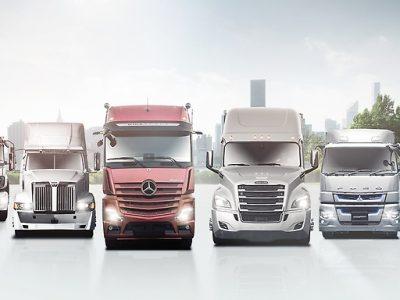 Daimler Trucks privește cu optimism către 2021, după scăderile în vânzări din anul precedent