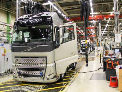 Nutzfahrzeugmarkt: China hängt Europa ab