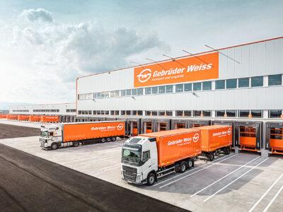 Gebrüder Weiss investiert 28 Millionen Euro in neues Logistikzentrum