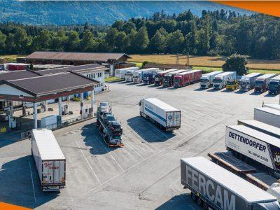 Nowy punkt testowy dla kierowców ciężarówek w Bawarii