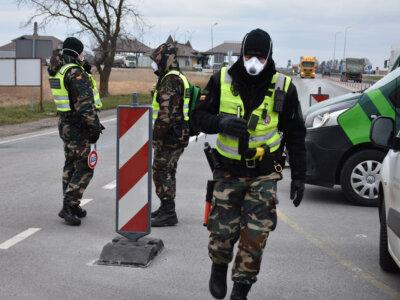 С 29 марта водители в Литве должны иметь при себе результат тестов на коронавирус