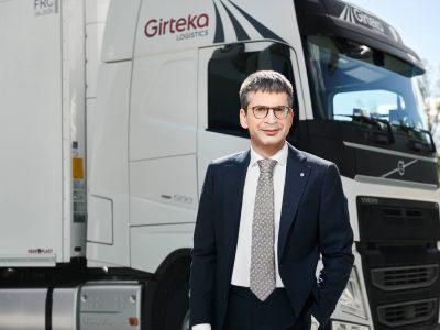 Girteka își schimbă structura organizațională
