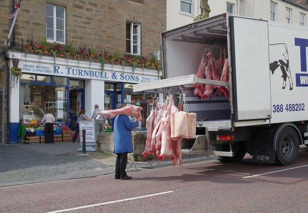 Report: British meat industry facing permanent 20%-50% drop in export trade