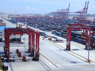 Didžiausių pasaulio uostų sąraše dominuoja Azija. Europos uostai išstumti iš TOP 10