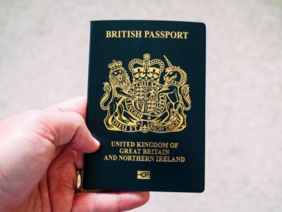 British truckers urged to get passports stamped when exiting the EU