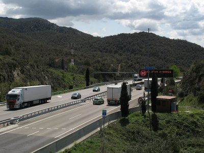 Two major road tolls in Spain to be scrapped in September