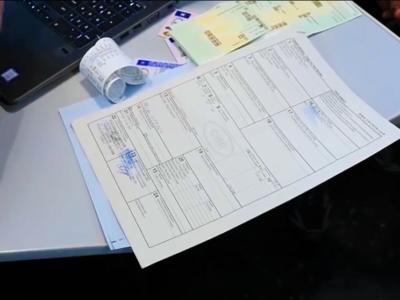 Nesvarbu, kiek patikrinimo metu trūksta registracijos lapų, vairuotojams gresia tik viena nuobauda. Svarbus ESTT sprendimas