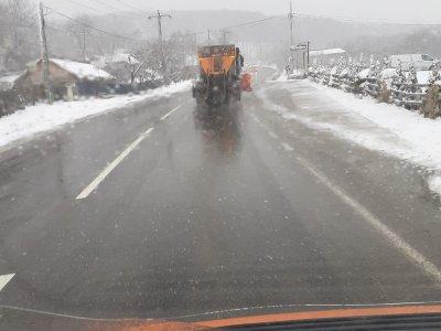 Alertă trafic I Coduri galben și portocaliu de ninsori în mai multe ţări europene