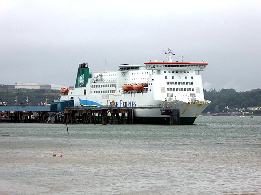 Irish Ferries announce fastest Britain-Ireland RoRo passenger ship and Dover-Calais sailings