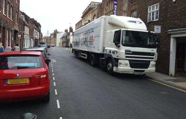 Zawieszenie opłat za ciężarówki w Wielkiej Brytanii. Jest decyzja o przedłużeniu