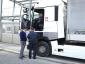 Coloane de camioane în această dimineață la granița cu Ungaria