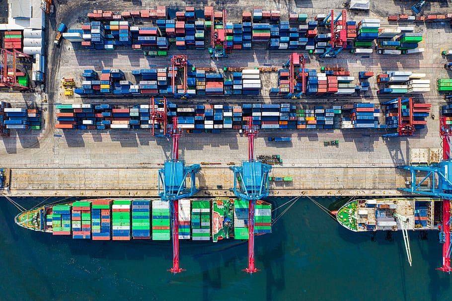 Ключевые тенденции развития международной торговли товарами. Как кризис отражается на импорт и экспорт?