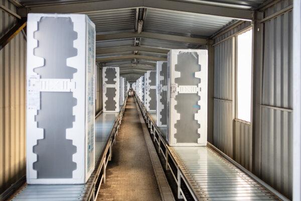 Rohlig Suus Logistics wchodzi w nowy obszar zarządzania logistyką. Ma już pierwszego klienta