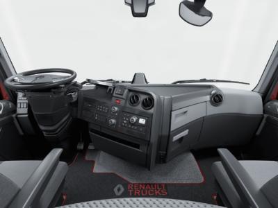Есть больше информации о новых грузовиках Renault. Что было улучшено по сравнению с предыдущими моделями?