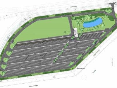 Rusza budowa nowego parkingu w porcie w Antwerpii. Jakie udogodnienia przewidziano dla kierowców?