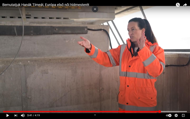 Elárulja titkait a látszólag mozdulatlan Kőröshegyi völgyhíd (videó)