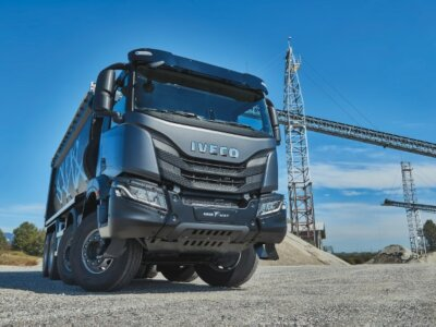 "Iveco says its new T-Way is the ""toughest vehicle"" for extreme off-road missions"