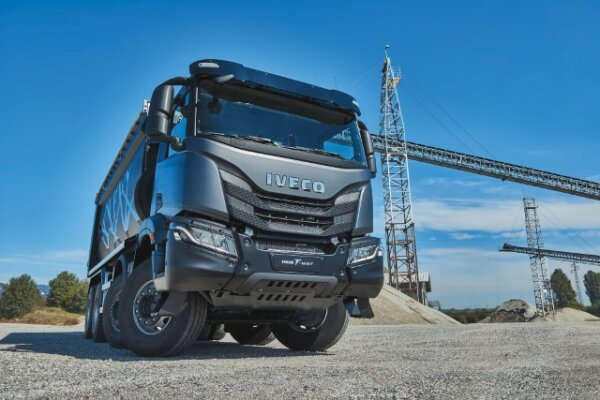 """Iveco says its new T-Way is the """"toughest vehicle"""" for extreme off-road missions"""