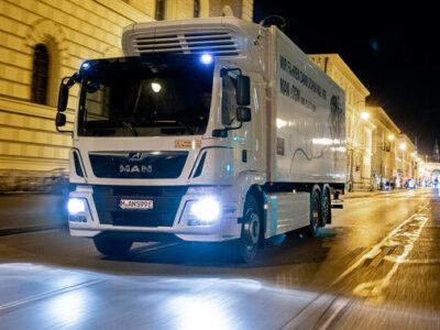 Grupul TRATON va investi 1,6 miliarde de dolari în camioane electrice