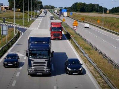 Грузия и Украина будут выдавать разрешения на грузовые перевозки в электронном виде