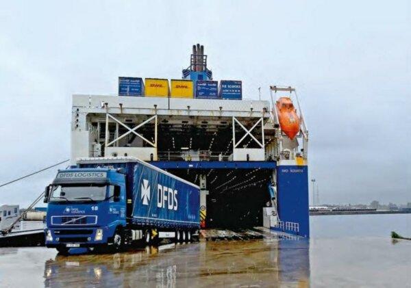 O nouă conexiune de feribot va fi disponibilă la Calais