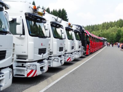 Polscy przewoźnicy nie do zatrzymania. COVID im nie przeszkodził, a na 2021 r. spodziewane są dalsze wzrosty