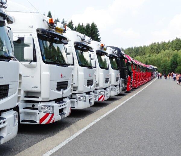 Polscy przewoźnicy nie do zatrzymania. COVID im nie przeszkodził, a na 2021 r. spodziewane są dalsze