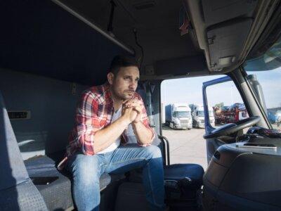 Europos profesinės sąjungos informuoja, kad vairuotojai yra pavargę ir neišsimiegoję