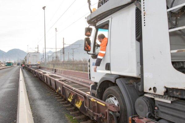 ROLA-Angebot auf der Achse Wörgl – Trento wird wieder kräftig hinaufgeschraubt
