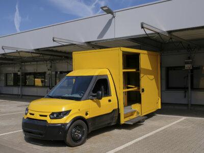 Deutsche Post und DHL auf dem Weg zu null Emissionen in Deutschland