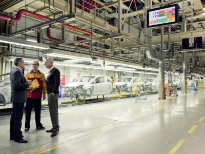 Pandemie stellt Automobilbranche vor neue Herausforderungen